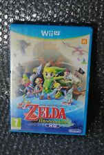 CONSOLE NINTENDO WII U TBE ZELDA THE WINDWAKER