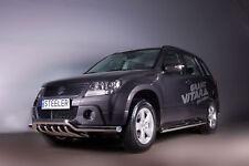 Front Cintres pare-buffles EC avec dispositif de protection arrière pour Suzuki Grand Vitara 06-12