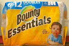 BOUNTY Essentials 6 = 12 Select-A-Size PAPER TOWELS