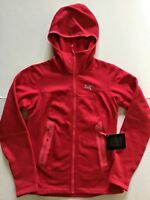 Arc'teryx Women's Arenite Hoody Jacket Medium In Flamenco model #16233 NEW