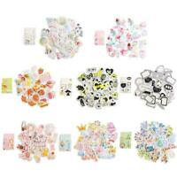 40PCS/Box Cute Stickers Kawaii DIY Scrapbooking Diary Stickers Label Statio G6B8