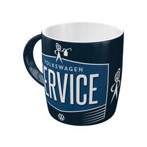43034 Taza/mug volkswagen service & repairs nostalgic art coolvintage