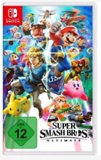 Super Smash Bros Ultimate Switch ( Nintendo Switch) DHL PAKET NEUWARE