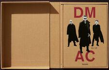 Livre Taschen Depeche Mode by Anton Corbijn DM Book signé numéroté