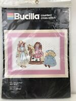 Bucilla Counted Cross Stitch Kit-Doll Collection 40296 by Terrie Lee Steinmeye
