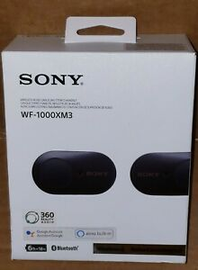 [BOX REPLACEMENT]  -   Sony WF-1000XM3