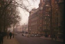 MRSAAA-071 Vintage Social History 35mm Slide English Street Scene 1960s