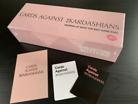 Limited Edition Cards Against The Kardashians KUWTK Humanity Themed Card Game