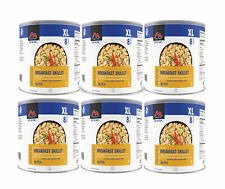 Mountain House Breakfast Skillet #10 Can Freeze Dried Food - 6 Cans Per Case