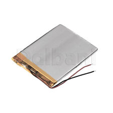 355570, Internal Lithium Polymer Battery 3.8V 35x55x70mm