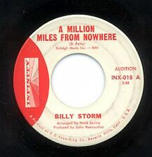 NORTHERN SOUL - BILLY STORM- A MILLION MILES - INFINITY
