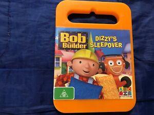 Bob The Builder Dizzys Sleepover - DVD - Region 4 - Free Postage - Aussie Seller