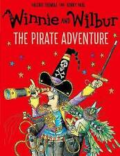 Winnie the Witch Story Book - WINNIE & WILBUR:  THE PIRATE ADVENTURE -  NEW