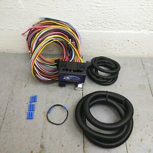 Wire Harness Fuse Block Upgrade Kit for BMW 2002 Series street rod rat rod