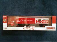 M2 Machines Coca-Cola 1958 Chevrolet Spartan LCF & 1957 Chevrolet Bel-Air Chase