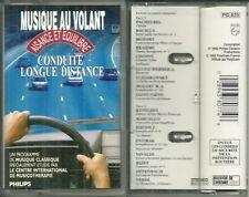 RARE/ K7 AUDIO - MUSIQUE AU VOLANT : CONDUITE LONGUE DISTANCE ( CLASSIQUE ) TAPE