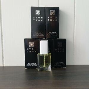 Avon true colour nail wear pro ultimate hardening base coat 10ml x5 bottles