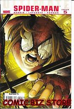 ULTIMATE SPIDER MAN #5 (2010) 1ST PRINTING BAGGED AND BOARDED MARVEL COMICS