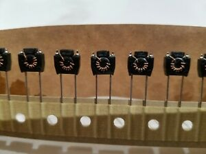 10 Pcs Transformer Toroid Inductor Choke 10uH FL05RD100AT Taiyo Yuden ES14