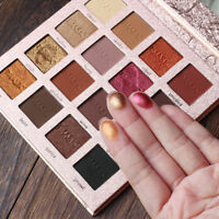IMAGIC 16 Colors  Shimmer Cosmetic Eye Shadow Makeup Eyeshadow Palette Gift Hot