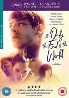 Nuovo It's Only The Taglio Of The World DVD