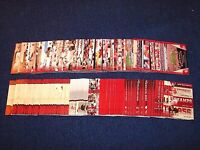 2011 UPPER DECK UNIVERSITY OF OKLAHOMA MASTER SET COMPLETE 199 CARDS (K817-OU)