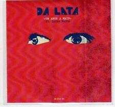 (EF244) Da Lata, Um Amor A Mais - 2013 DJ CD
