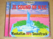 CD / ZE SOUND OF N.Y.C / HORS SERIE INROCKS / NEUF SOUS CELLO