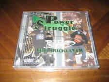 Bird the Bricklayer - Power Struggle - Midwest Detroit Rap CD - 2006