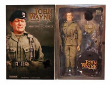 Sideshow Collectibles John Wayne as an Army Special Forces Colonel (Olive varian