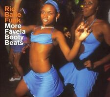 NEW Rio Baile Funk: More Favela Booty Beats (Audio CD)