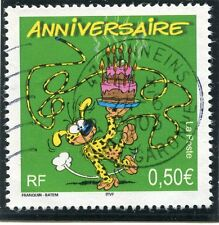 TIMBRE FRANCE OBLITERE N° 3569 anniversaire / Photo non contractuelle