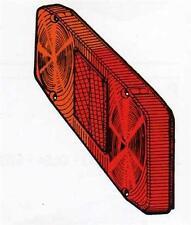 Plastica fanalino posteriore Autocarro Lupetto 25 - Leoncino 35