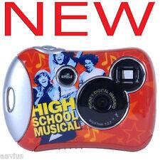 Disney High School Musical 2.0MP Digital Camera - Red