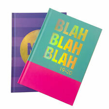 A5 School Office Academic Diary Week to View Year Planner Organiser 2019 -20 New