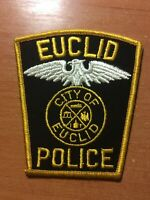 LANCASTER OHIO OH Founded 1800 POLICE PATCH
