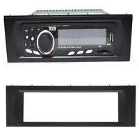 Car Radio Stereo Fascia / Facia Panel Fitting Surround Adaptor Trim For Audi A4