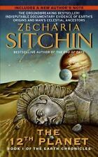 The 12th Planet (The Earth Chronicles, Book 1) Sitchin, Zecharia Mass Market Pa