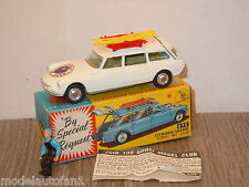 Citroen ID19 Safari Ski Club - Corgi Toys 475 England in Box *15595