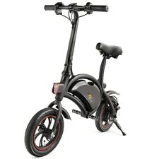 Goplus 350W Portable High Speed Folding Adult Electric Bicycle Portable w/Lights