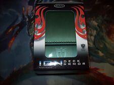 MTG Ion Deck Armor Protection Deck Box GREEN pokemon,yugioh,magic the gathering