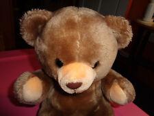 "Stuffed/Plush: Unbranded Brown Bear: 10"""