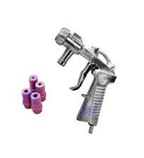 Air Siphon Feed Media Sandblaster Blast Gun Siphone Air Gun Ceramic Nozzles