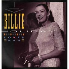 Billie Holiday Lp Vinile Lover Man / MCA Records 252 317-1 Nuovo 0022925231710