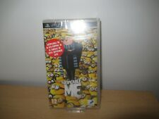 DESPICABLE ME - SONY PSP  new sealed pal version