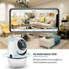 1080 Hd Wi Fi Security Camera 360 Degree Rotation Surveillance Indoor/Out Door