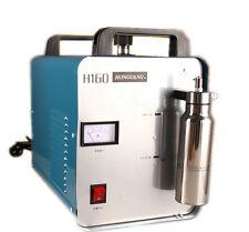 220V 75L Oxy-Hydrogen Generator Water Welder Acrylic Flame Polisher Torch Welder
