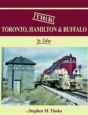 TORONTO, HAMILTON & BUFFALO in Color -- (Out of Print - NEW BOOK)