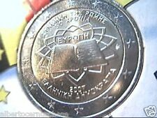 2 euro 2007 GRECIA Trattato Roma rome rom ToR GRECE Greece Griechenland Греция