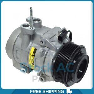 A/C Compressor for Ford F-250, F-350, F-450, F-550 QU